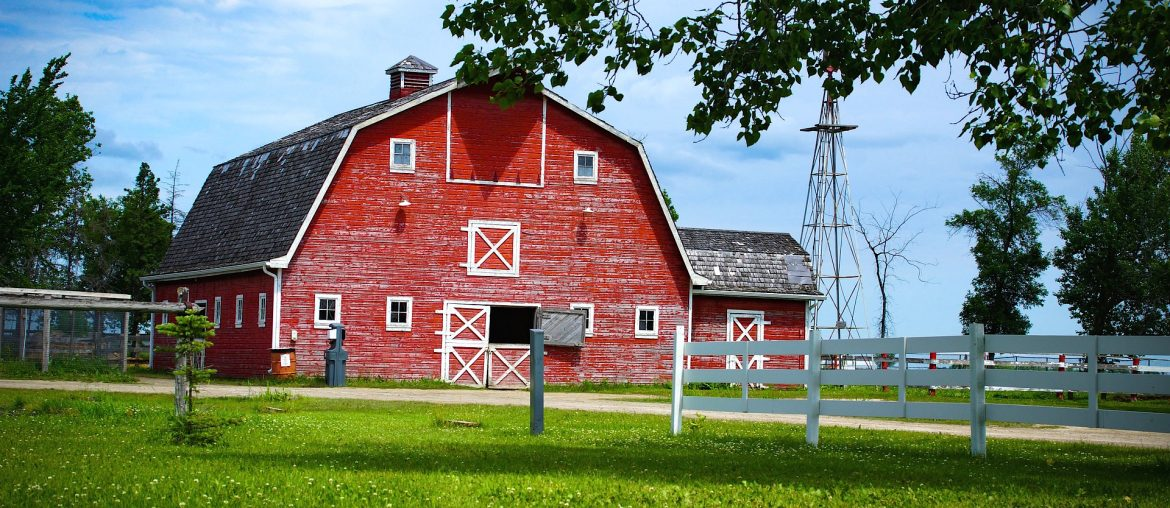 Barn -About - Living Healthy Wealthy and Wise