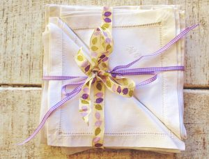 Cloth Napkins Outside - Living Healthy Wealthy and Wise