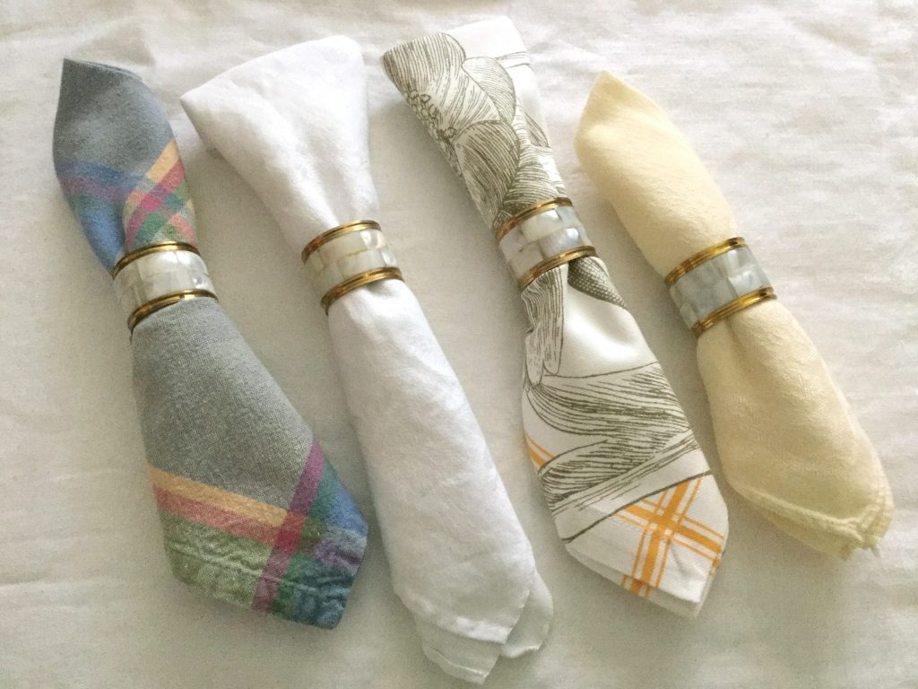 Cloth Napkins - Worth the Switch from Paper Napkins - Living Healthy Wealthy and Wise