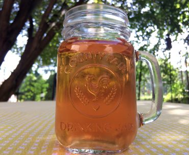 How to Make Cold Brewed Tea - Cold Brewed Tea