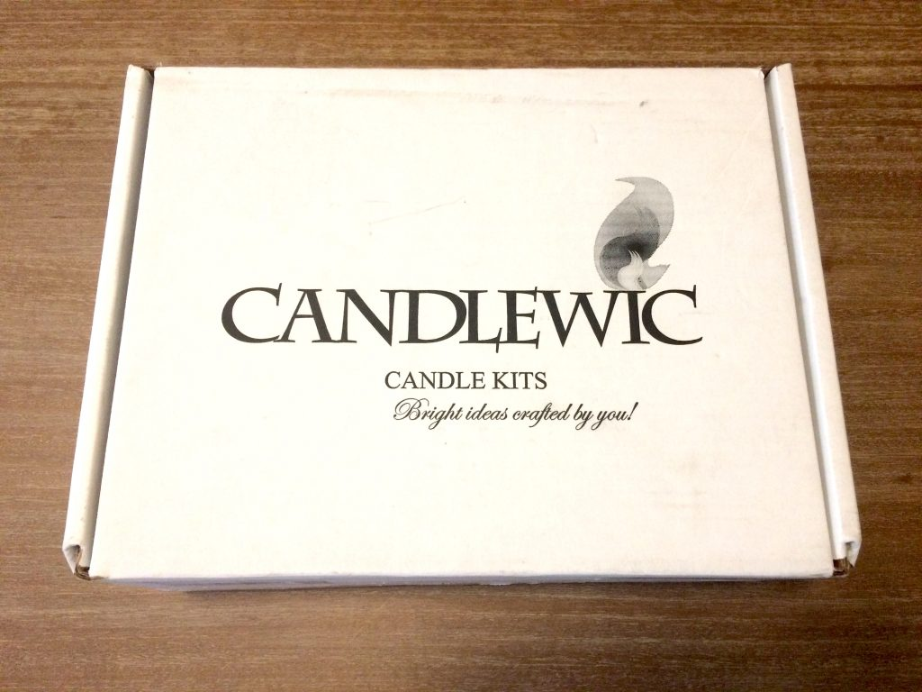 How to Make Soy Candles - Candlewic Box - Living Healthy Wealthy Wise