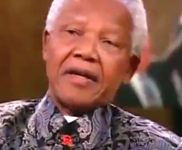Nelson Mandela - The first thing is to be honest with yourself - Living Healthy Wealthy and Wise