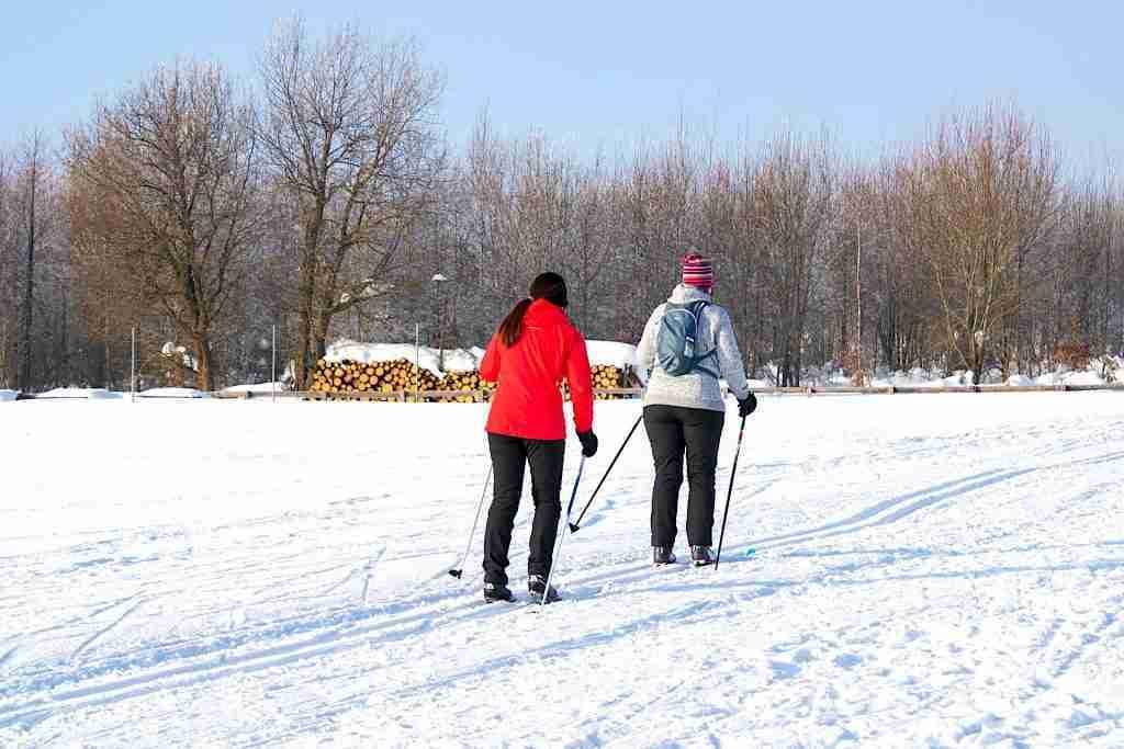 Cross Country Skiing - Orienteering - Living Healthy Wealthy Wise