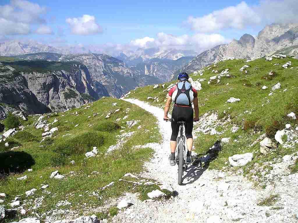 Mountain Bike Trail - Orienteering - Living Healthy Wealthy Wise